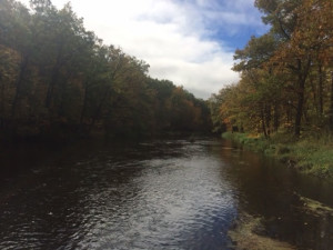 The Apple River